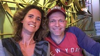 Vlog met actiethrillerauteur Pjotr Vreeswijk
