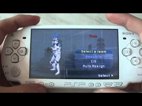star wars battlefront ii psp youtube