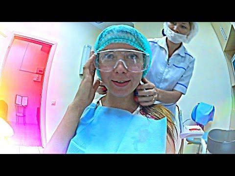 VLOG: Отбеливание зубов AirFlow / Стоимость нашего ремонта