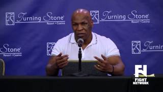 Mike Tyson: I've Been Lying About Being Sober - YouTube
