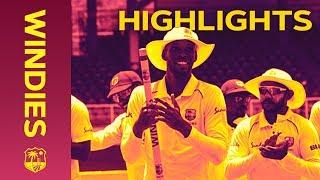 Video Chase Takes 4-15 As Windies Romp To Victory - Windies v Sri Lanka 1st Test Day 5 2018 | Highlights MP3, 3GP, MP4, WEBM, AVI, FLV Juni 2018