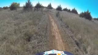 9. 2014 KTM 250 XC-W Two Stroke Test Ride