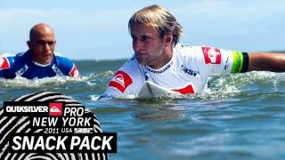 Quiksilver Pro New York Snack Pack
