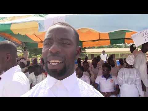 COTE D'IVOIRE: LAKOTA - Acte 3 Les harristes se  retrouves du 21,22 pour la Fête de Pâques