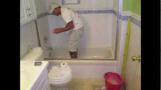 Small Bathroom Design ideas Special for Promotion by. Inspiring Concepts LLC