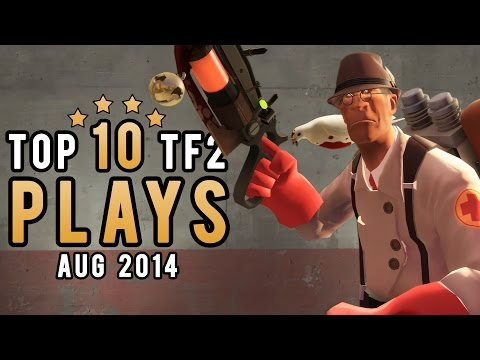 Top - eXtelevision proudly presents the Top 10 TF2 Plays for the month of August 2014. Support eXtv, and help make our dreams come true! http://www.patreon.com/eXtv eXtine - Host VO Lucky Luke...