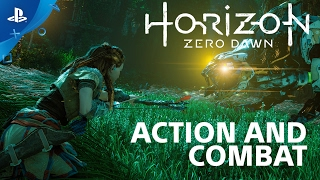 Horizon Zero Dawn: The Combat - Countdown to Launch at PS Store