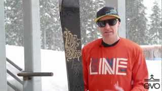 2013 Line Influence 115 Ski Review