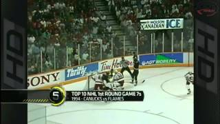 Careers are defined in the playoffs and heroes are made in Game 7. Here are 10 memorable Game 7s.