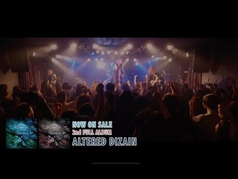 Far East Dizain / ON THE EDGE『 The drawing of the ALTERED DIZAIN 』DIGEST (видео)