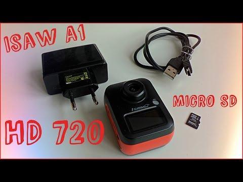 Обзор экшн камера ISaw A1 Wearable HD Action Camera Мысля от Эдгара HD 2015