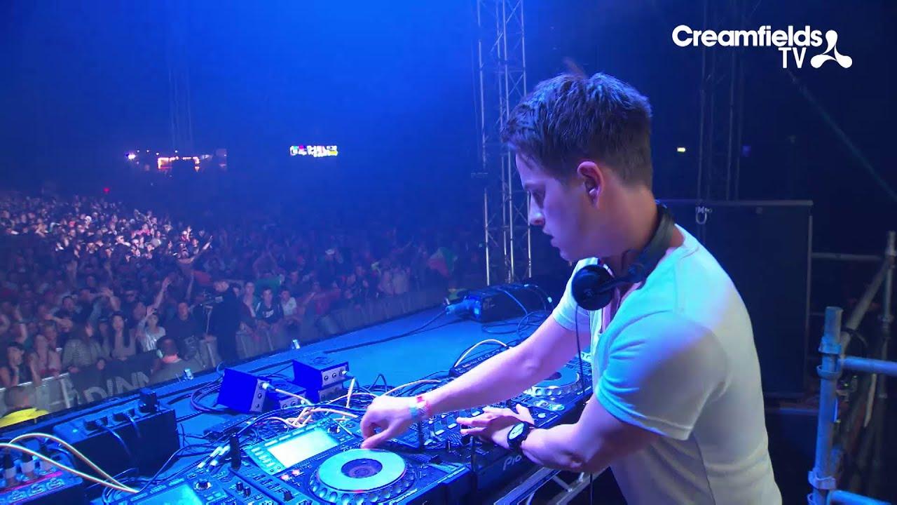 Dannic - Live @ Creamfields 2014