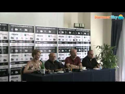 Ischia Global - Dante Ferretti - Trudie Styler - Paul Haggis