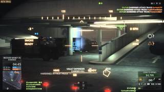 5. Battlefield Hardline BETA - Fast kills / High Tension map