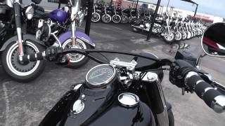 8. 021278 - 2013 Harley-Davidson Softail Slim - FLS - Used Motorcycle For Sale