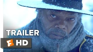 Nonton The Hateful Eight Official Teaser Trailer  1  2015    Samuel L  Jackson Movie Hd Film Subtitle Indonesia Streaming Movie Download