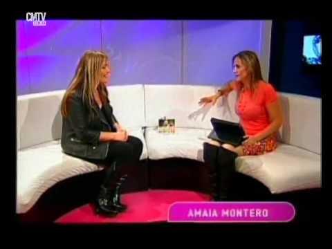 Amaia Montero video Entrevista CM - Julio 2015
