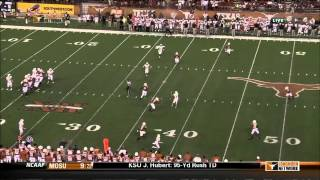 Kenny Vaccaro vs Wyoming (2012)