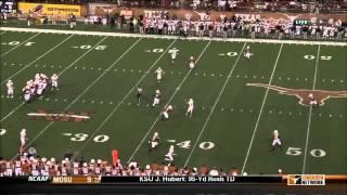 Kenny Vaccaro vs Wyoming (2012)