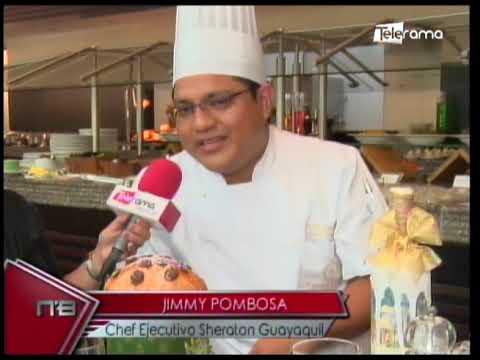 Hotel Sheraton Guayaquil opción gastronómica navideña
