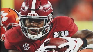 Philadelphia Eagles| Josh Jacobs is a perfect fit... but will he be there.