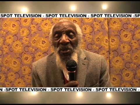 Dick Gregory On SPOTTV