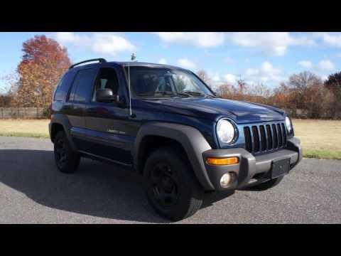 2002 Jeep Liberty Sport For Sale~Custom Wheels~Auto~Power Locks & Windows~Low Miles