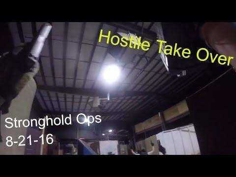 Stronghold Ops | Hostile Takeover