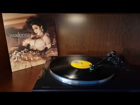 Madonna - Love Don't Live Here Anymore (1984) [Vinyl Video]