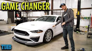 Project SUBZERO Gets DUMPED! Finding the Perfect Fitment For My S550! by That Dude in Blue