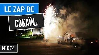 Zap zap - Le Zap de Cokaïn.fr n°074