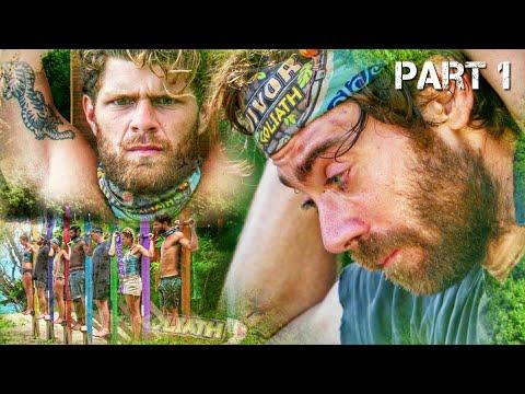 4th Individual Immunity Challenge Part 1 - Survivor: David vs Goliath S3710