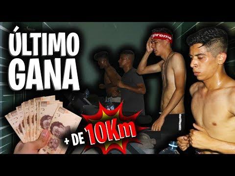 ¡EL ÚLTIMO EN PARAR DE CORRER GANA $10,000! - [ANTRAX] ☣