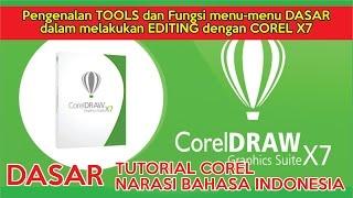 Download Video Belajar Tutorial Corel Draw x7 Bab pengenalan dasar-dasar corel ( narasi bahasa indonesia) MP3 3GP MP4