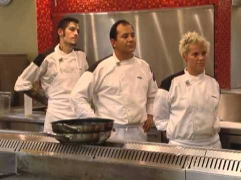 Hell's Kitchen S01E09