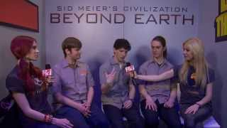 Sid Meier's Civilization: Beyond Earth - Firaxis Developer Interview at PAX East
