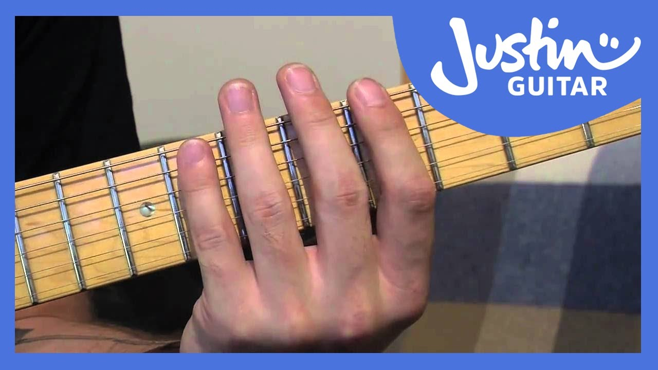 Using The Blues Hybrid Scale – Blues Guitar Scales – Stage 4 Guitar Lesson [IM-143]