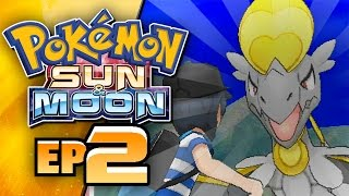 EPIC NEW FEATURE!! - Pokemon Sun and Moon: Special Demo Edition (Episode 2) by Tyranitar Tube