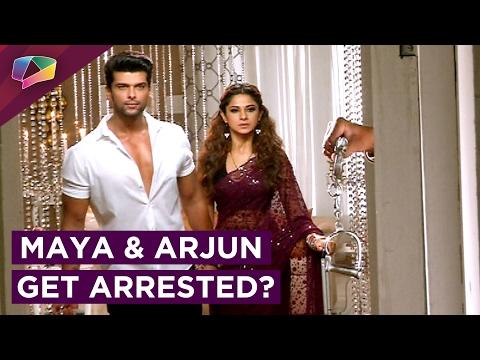 Maya And Arjun's Honeymoon CANNED? | Beyhadh |