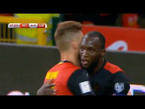 Belgium vs Gibraltar 9 0   All Goals & Highlights   World Cup Qualifiers 31 08 2017 HD