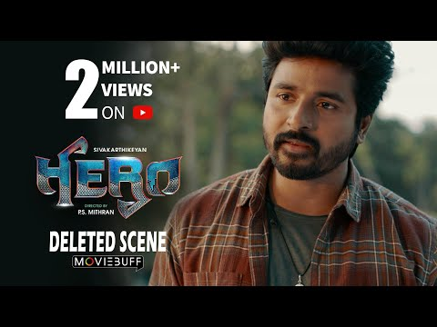 Hero - Moviebuff Deleted Scene | Sivakarthikeyan, Arjun, Kalyani Priyadarshan |  PS Mithran