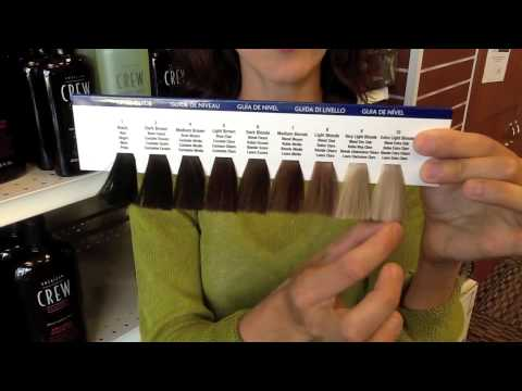 Understanding Your Hair Color Part 1: Hair color dye codes and levels