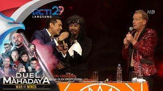 Video DUEL MAHADAYA - Master Limbad vs Stevie Starr Adu Kekuatan [12 Agustus 2018] MP3, 3GP, MP4, WEBM, AVI, FLV Agustus 2018