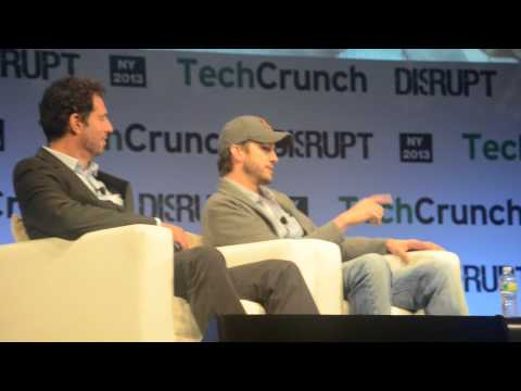 kutcher - Ashton Kutcher was in the hot seat on Wednesday morning with Mike Arrington at TechCrunch Disrupt NY 2013. Surprisingly he answered just about all of Arringt...