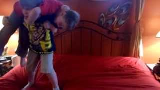 Video WHOLE VIDEO OF WWE KIDS wrestling mysterio cries when CENA beats him MP3, 3GP, MP4, WEBM, AVI, FLV Juni 2019