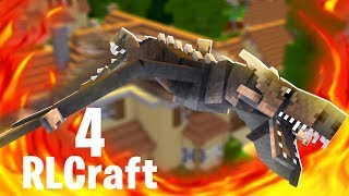 Minecraft But Its Harder Then Hardcore - Minecraft RLCraft Modpack #4 | JeromeASF
