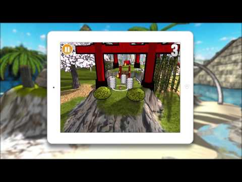 Video of Armaroller (3D Mini Golf)