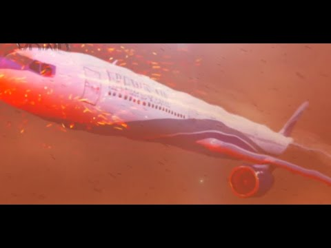 Airplane Vs Volcano 2016  Hindi  New Hollywood Dubbed Action Movie