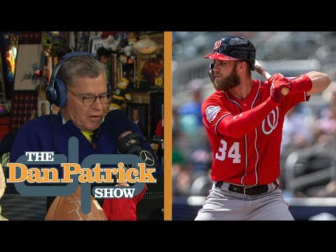 Video: Will Phillies increase offer to Bryce Harper? | The Dan Patrick Show | NBC Sports