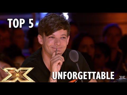 TOP 5 Most UNFORGETTABLE Auditions On The X Factor UK 2018!_TV műsorok, celebek és extrém időjárás videók toplistája